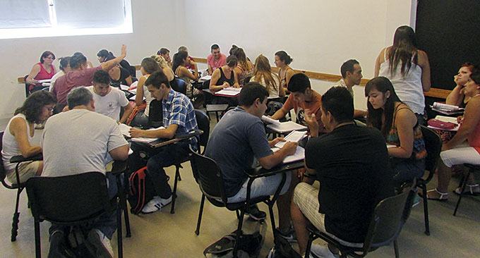 El Rol Tutorial En La Universidad