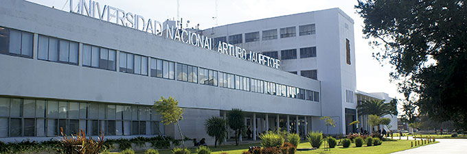 National University Arturo Jauretche